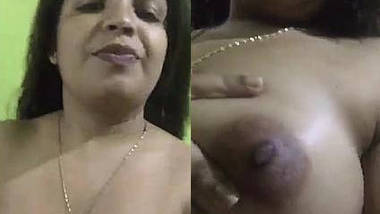 Sexy Indian Girl Reshma Nude Selfie For BF 2