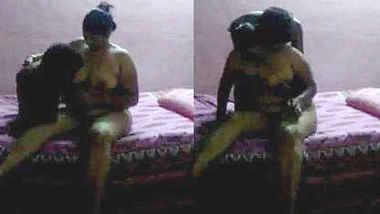 Desi Bhabhi's Boobs Sucking and Pressing before Fuck