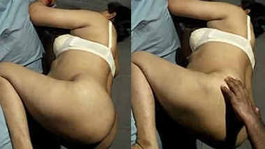 Wife doggy fuck with boyfriend after long time