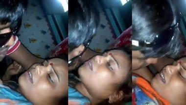 Desi village curvy aunty romance and fucking with nephew XXX Porn