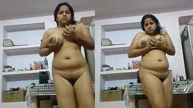 Sexy Indian Wife Fingering Selfie