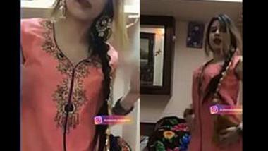 Lubna Amir new dance video