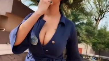 Naughty model big ass