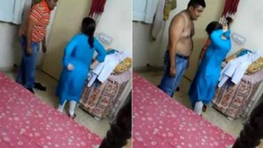 Waah bangla Hot Bhabhi n Devar alone at home going for a fuck