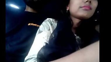 desi lover romance in taxi