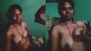 Indian wife Nude Selfie For Hubby