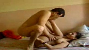 Desi Indian bhabhi hardcore home sex scandal leaked | Hindi Audio