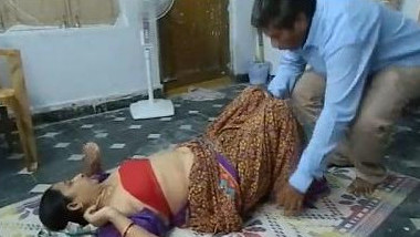 Desi aunty fucked hard by me moaning in telugu