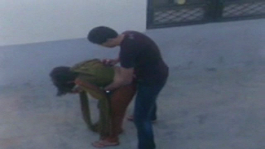 Outdoor mms sex scandal of Indian bhabhi with ex lover