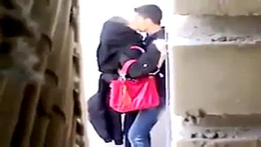 Hidden cam Pakistani sex video of Muslim girl outdoor sex leaked