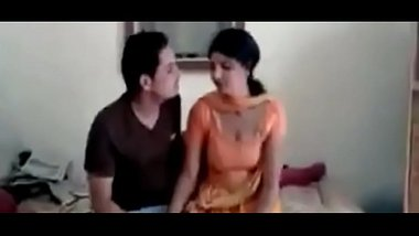 Hot Teen In Bangalore Giving Nice Blowjob