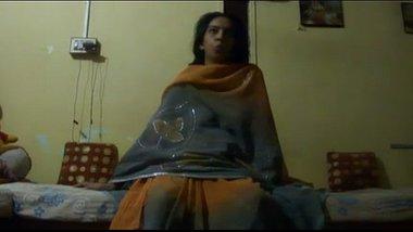 Sexy Gujarati Aunty Enjoyed By Nephew