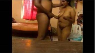 Hot Telugu Maid Satisfying Her Boss