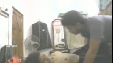 Boyfriend foreplay with desi college girl mms scandals