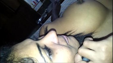 Sexy Telugu Girl Talks To Lover While With Another