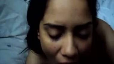 Hindi blowjob sex mms of NCR college girl Meera Kapoor