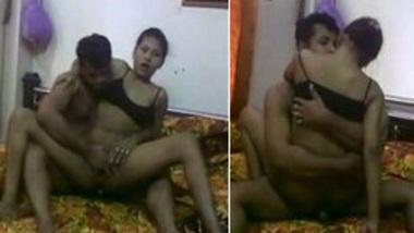 Desi harami Indian Mami rides and fucks to Bhanja