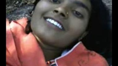 Desi village girl anu outdoor fucked by neighbor