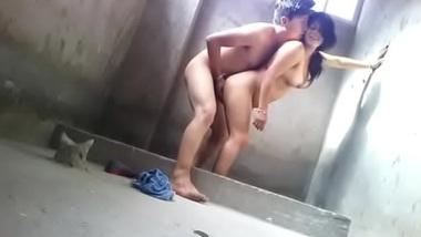 Assam cousin sister ki bathroom mai bur ki hot chudai