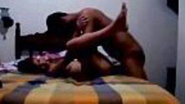 Punjabi cheating wife rides at her best saheli hot husband