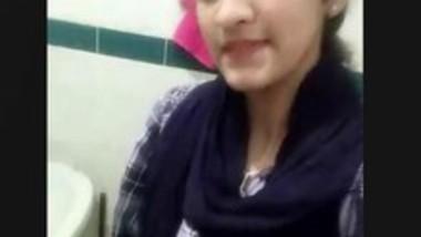 Cute Desi Girl Record Her Nude Selfie