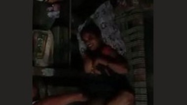 Desi Village Bhabi Boob Sucking and Fucked