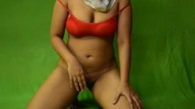 Desi Indian Riya Bhabi Fucking With Devar During LockDown