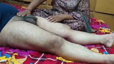 Desi Indian Mom Fucked by Step Son