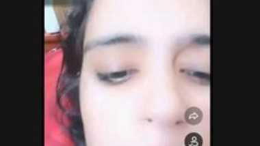 Paki girl showing boob