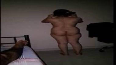 Desi Nude Wife Taking Hubby's Punishment For Fun