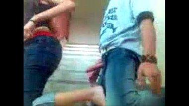 Delhi Teens Having Doggy Sex In Flat