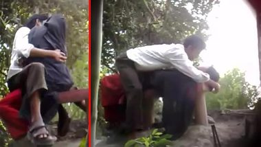 Hidden cam porn! As outdoors of an Desi52 amateur couple she in hijab
