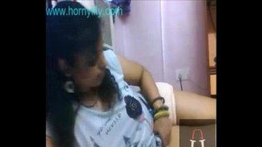 Indian Porn Actress Horny Lily Masturbating