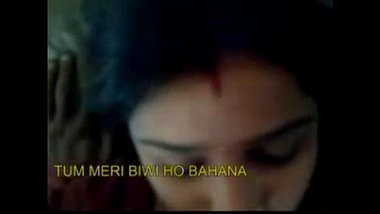 Sexy village bhabhi having sex inside her home
