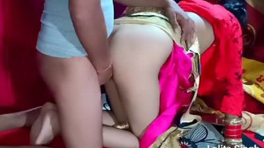 Indian girlfriend Getting Fucked By Young Lover boy