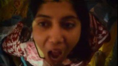 Orissa hot aunty drinking cum of devar after blowjob
