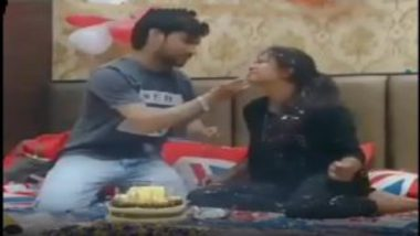 Desi patna girl sex with lover on birthday