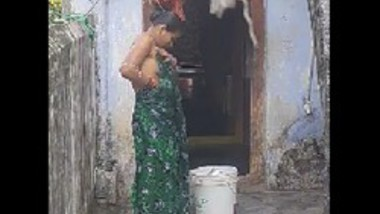 Indian wife pissing bhabi caught