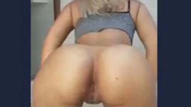 Hot Big Ass Babe Twerking