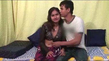 Beauty loves her Desi boyfriend so she is ready to try porn on camera