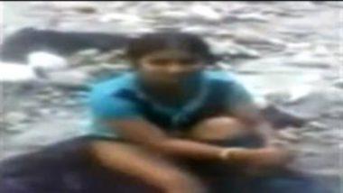 New married village bhabhi sex in jungle