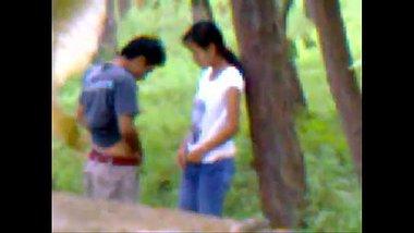 Desi girlfriend outdoor fucking with boyfriend indian and bangla
