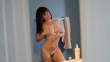 Busty Milf Fucked During Self Isolation By Horny Housemate