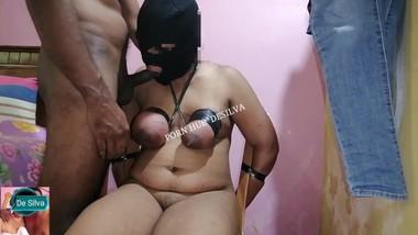 we celebrating sri lanka new year _ boobs torture _blowjob_doggy style Part 01 මේ අවුරුදු කාලේ බඩු