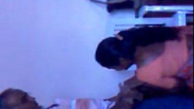Telugu local maid in saree hot sex videos