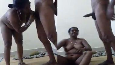 Fatty Tamil slut wife Sucking Cock Of Her Neighbour