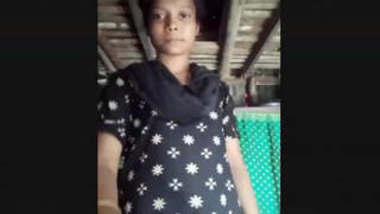Bangla Village Girl Make Video For Lover