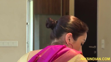 The sexy maid Kaanta Bai caught red handed and...