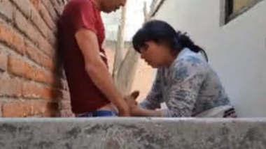 Desi Girl Sucking And Fucking Outdoor