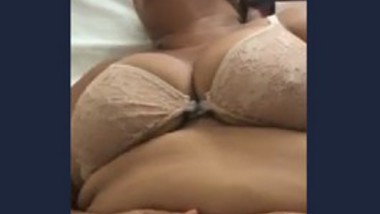 Desi Hot Bhabi Enjoying Finger Her Pussy